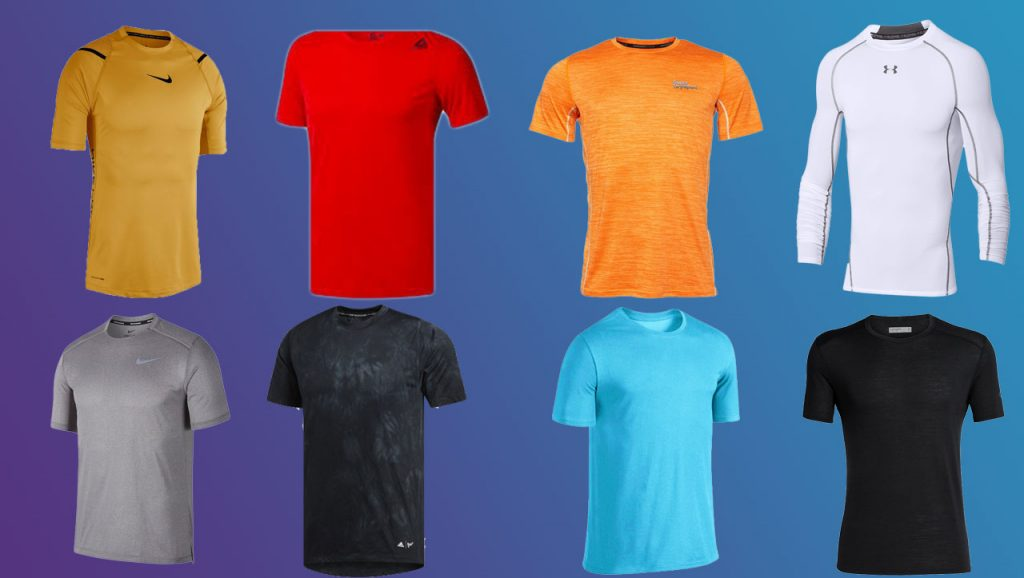 Best Men's Gym T-Shirts review in 2020