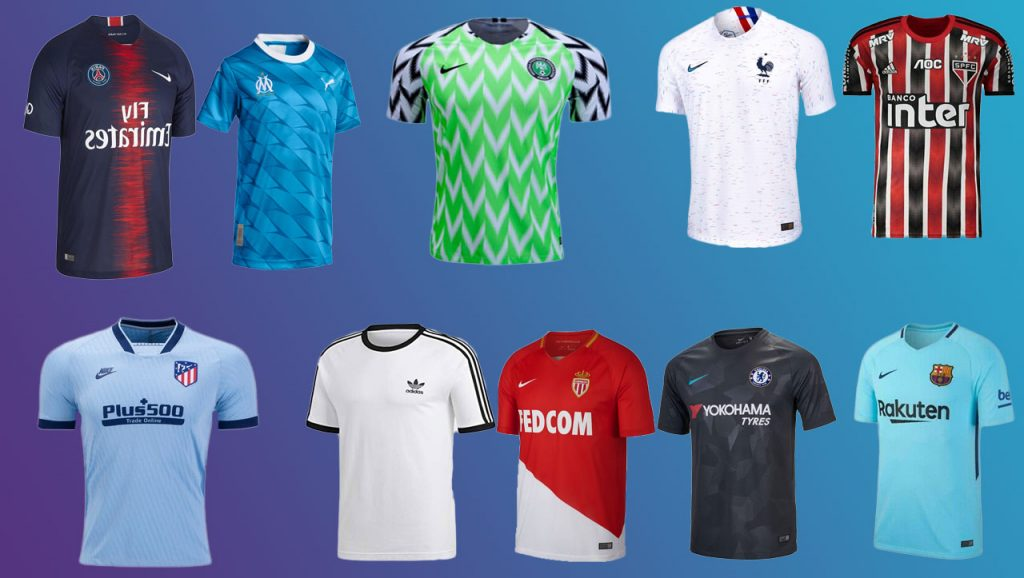 the best soccer t-shirt in 2020 reviews
