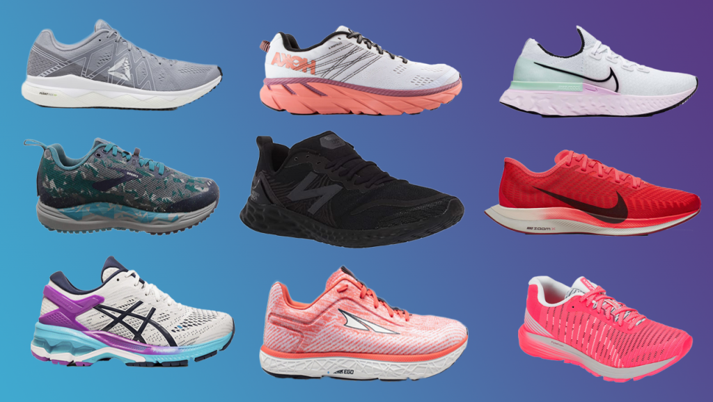 review the best running shoes for women