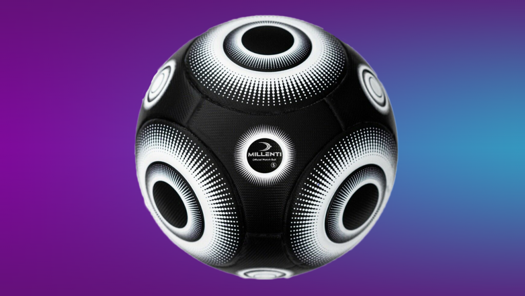 Millenti Knuckle-it Pro Soccer Ball