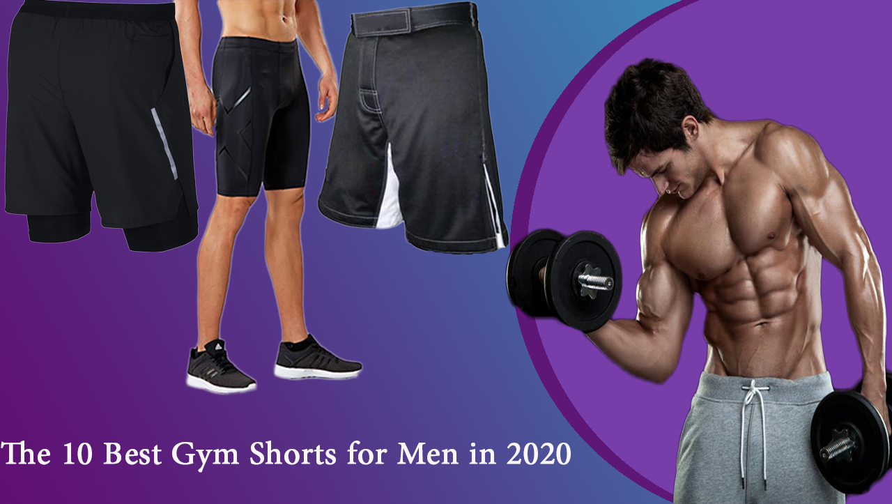 gym short for men