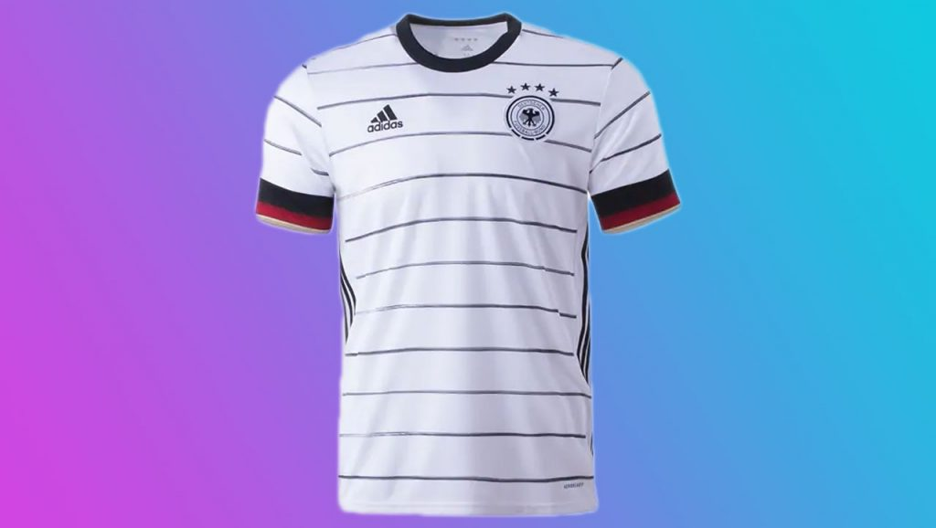 GERMANY EURO 20/21 HOME JERSEY BY ADIDAS