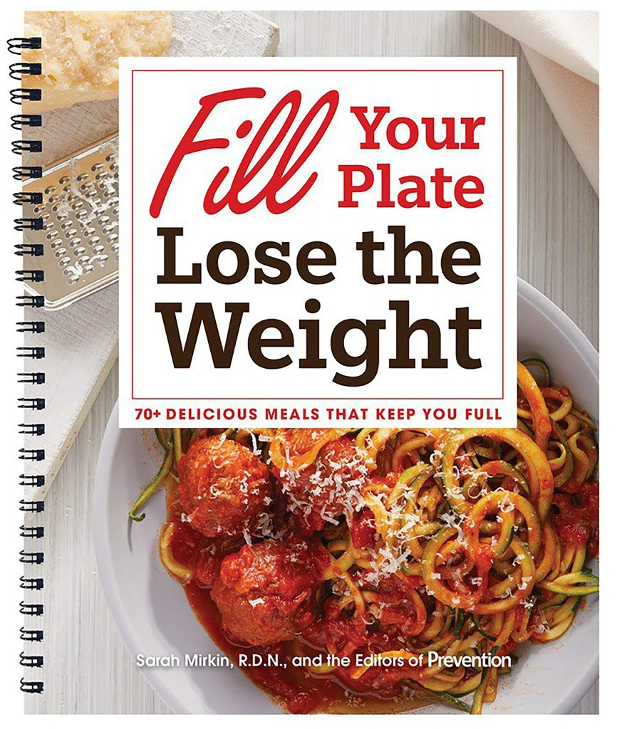 Fill Your Plate, Lose the Weight