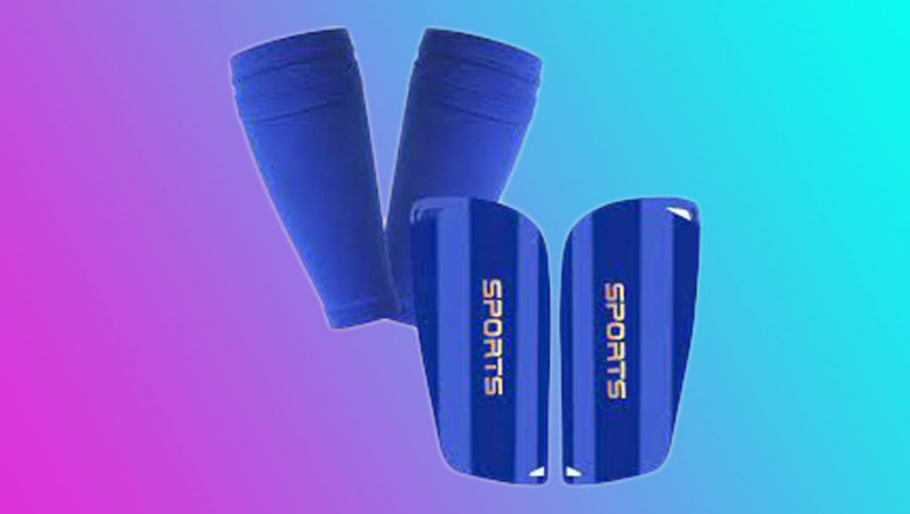GEEKSPORT YOUTH SOCCER SHINGUARDS FOR KIDS